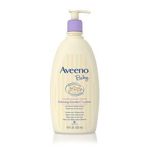 aveeno baby lotion | The Peaceful Sleeper