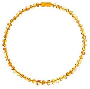 baltic amber teething necklace | The Peaceful Sleeper