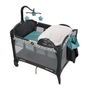 pack n play for baby sleep | The Peaceful Sleeper