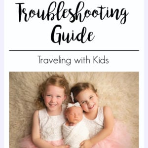 Traveling with Kids | The Peaceful Sleeper